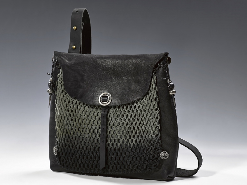 Black Hunting Bag