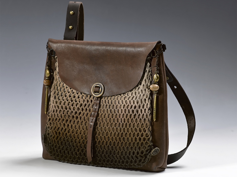 Brown Hunting Bag