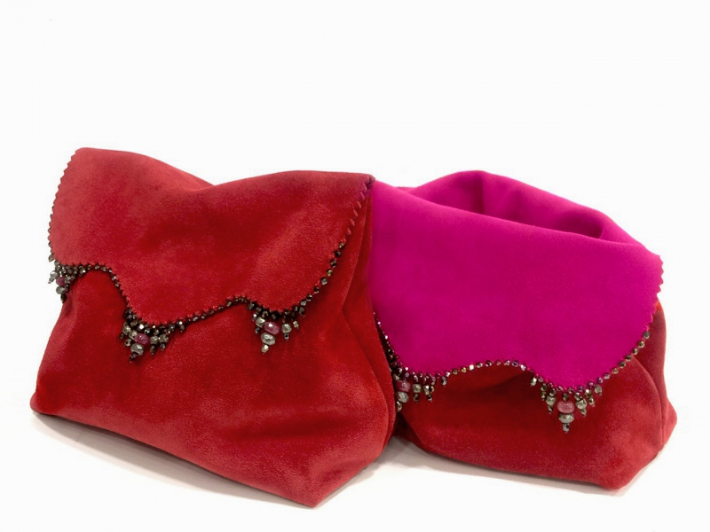 Red Pink Reversible