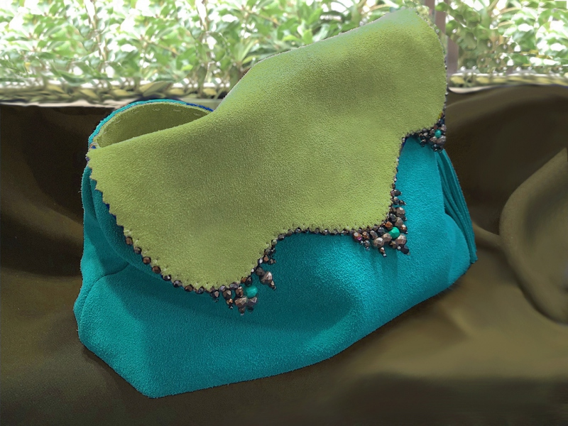 Turquoise Green Reversible